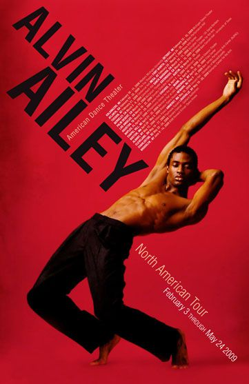 Jimmy Fisher    Alvin Ailey